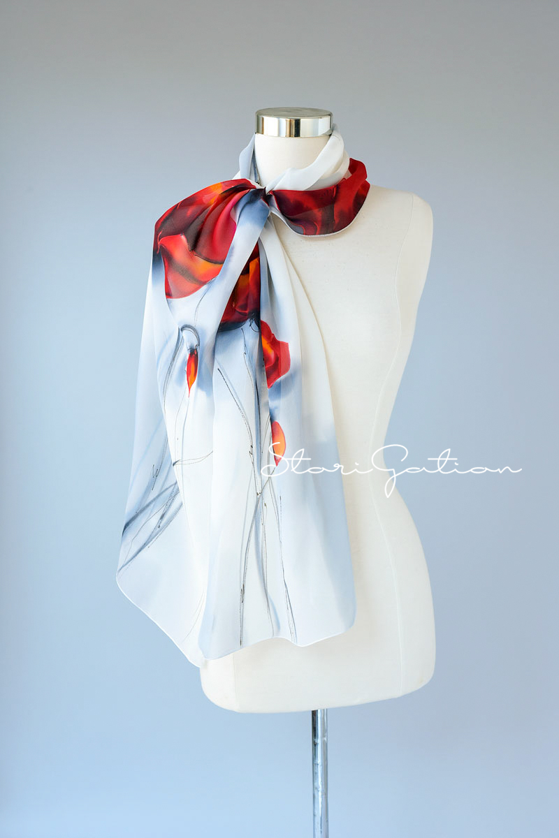 blue-red-scarf-product-fashion-photography