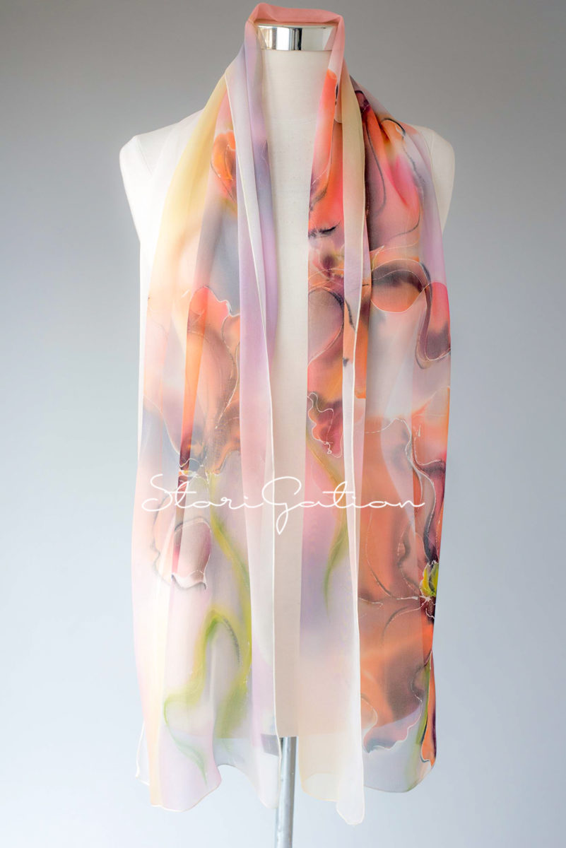 Silk Wearable Art